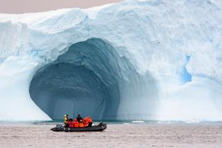 Day 7 - Return Flight from Antarctica