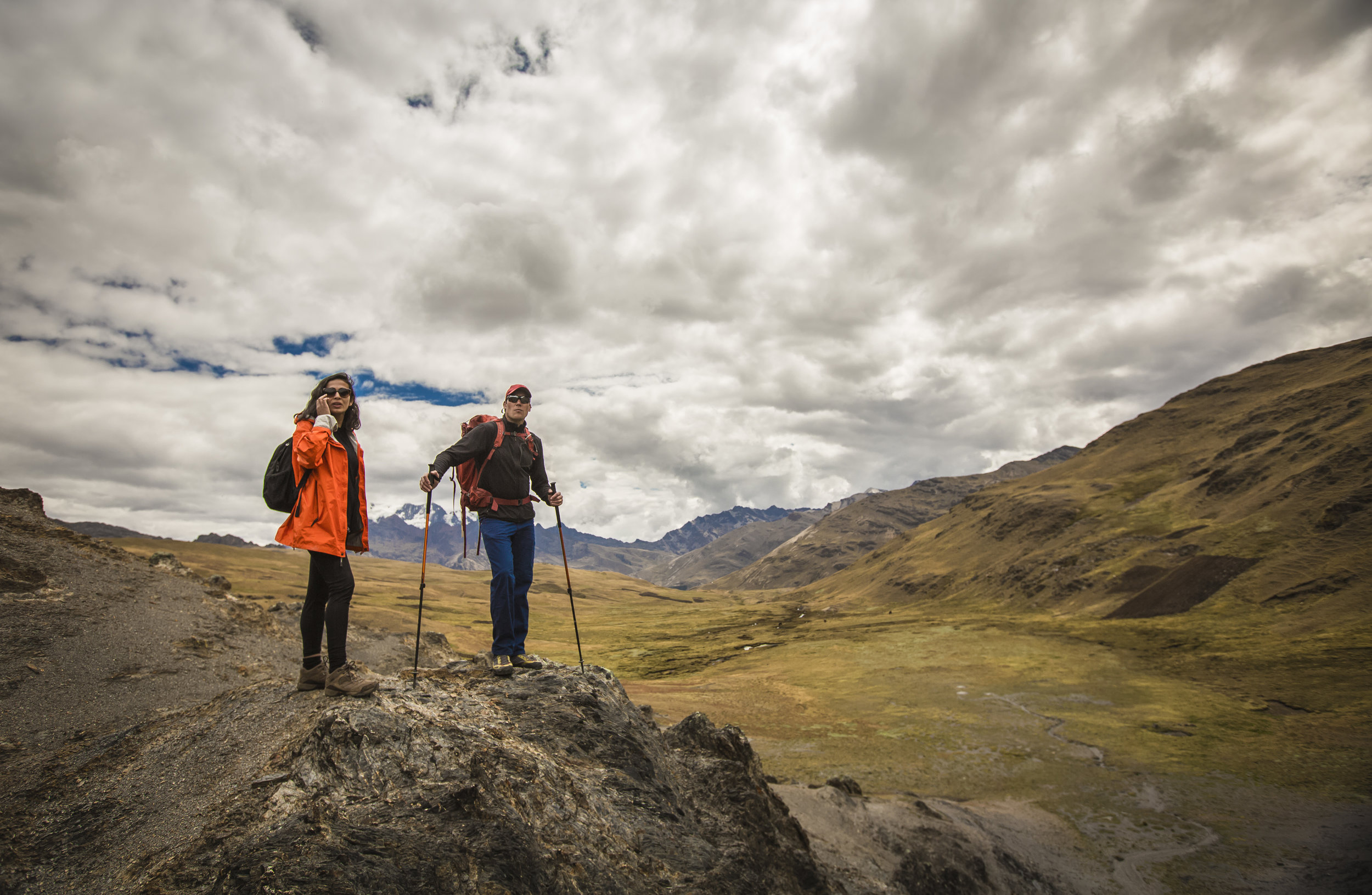 Trekking excursions with explora Sacred Valley, Peru