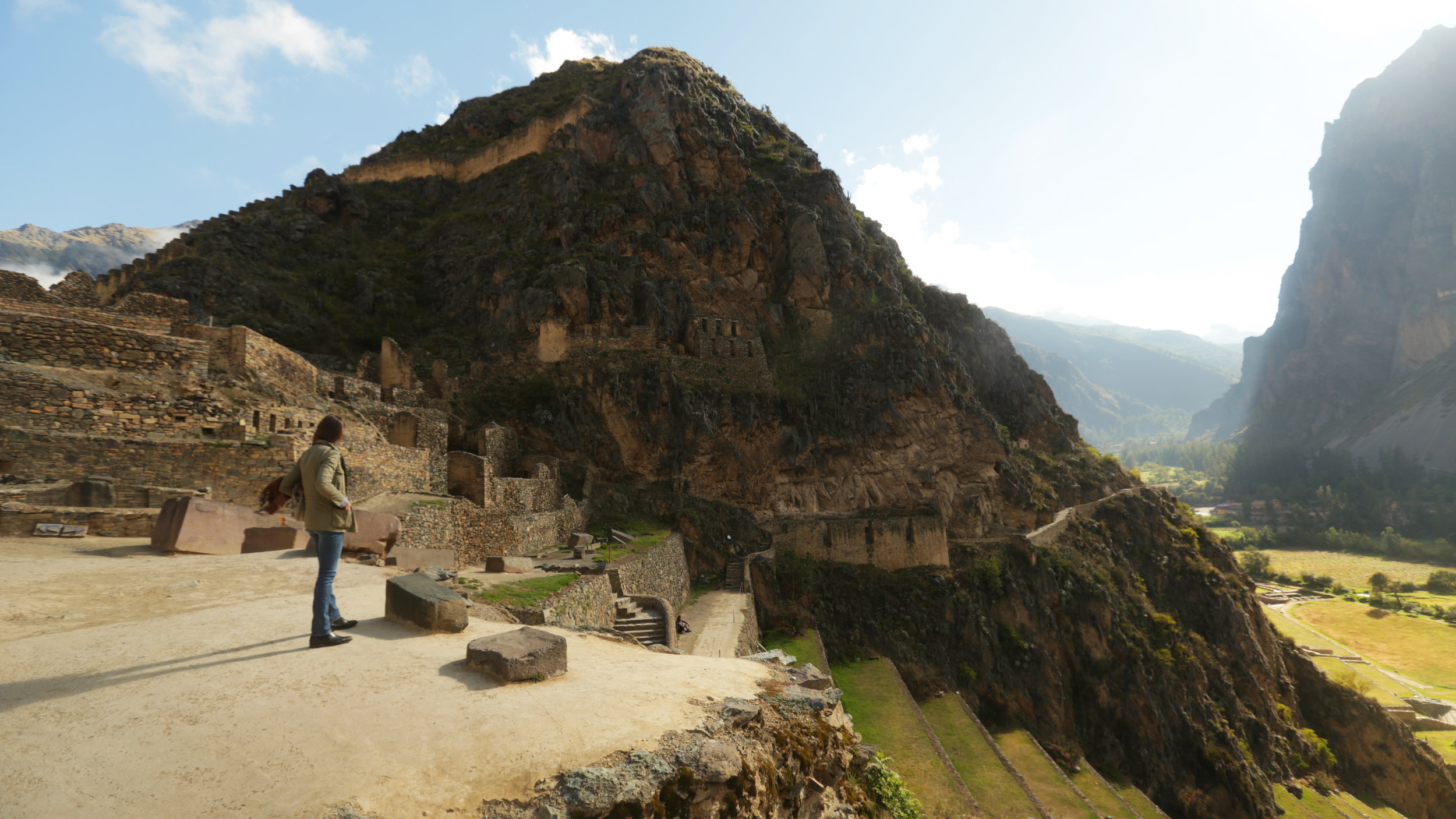 Excursion with Explora Sacred Valley