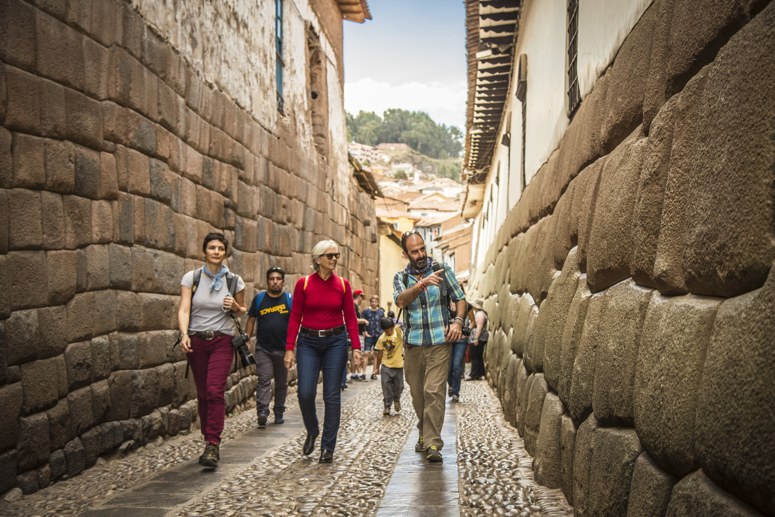 Tour excursions with explora Sacred Valley, Peru