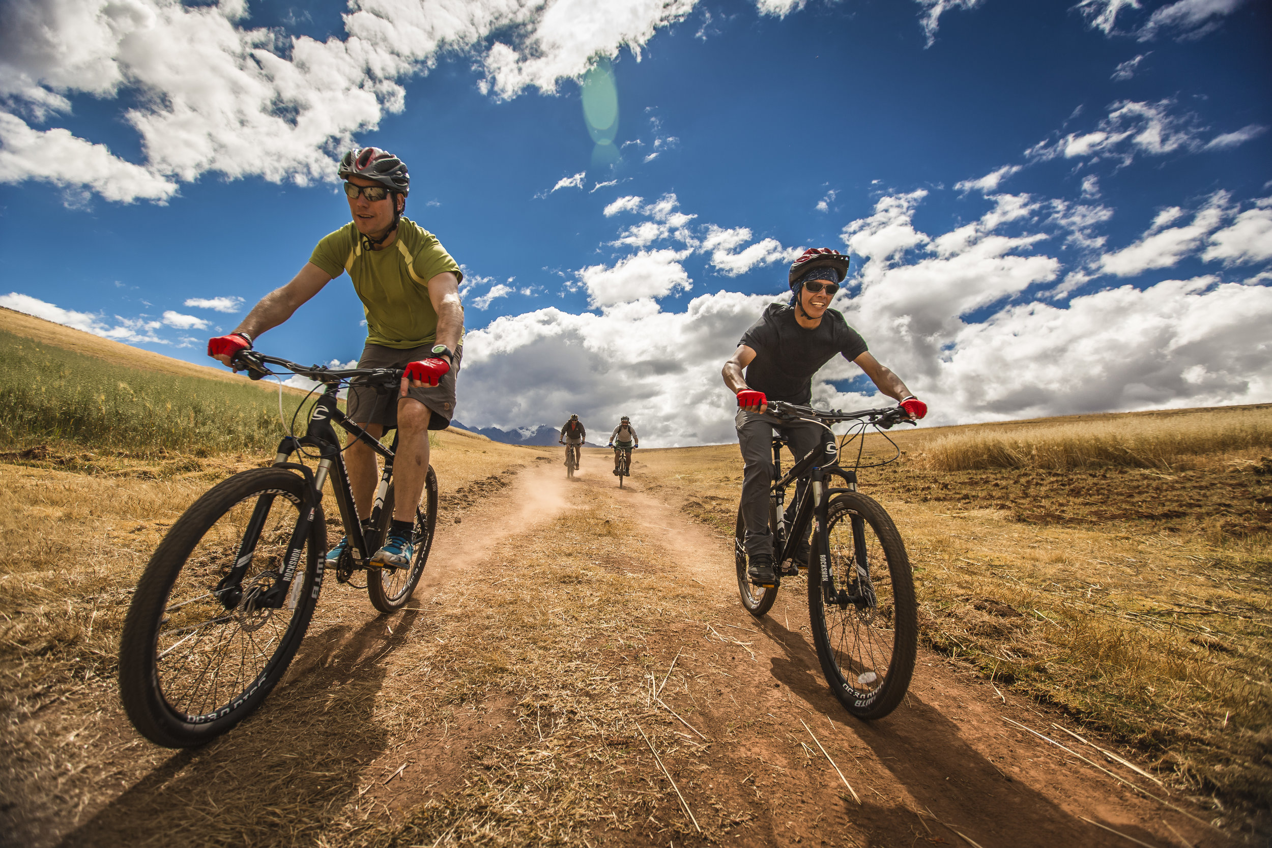 Biking Excursion with Explora Sacred Valley