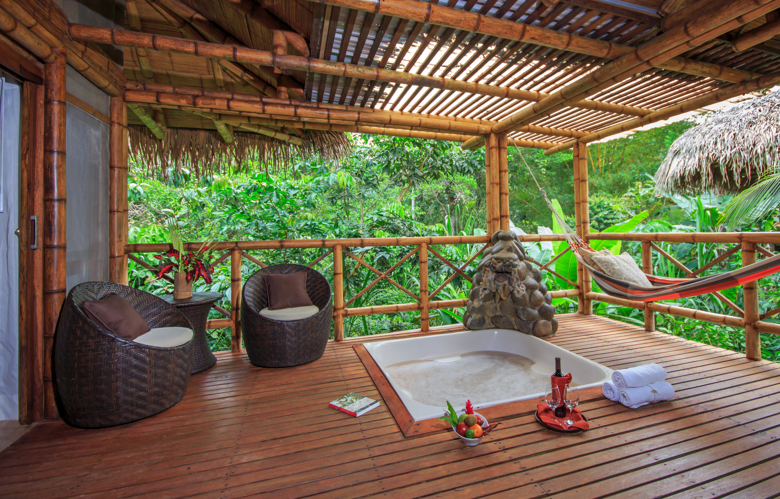 Wellness at La Selva Jungle Lodge
