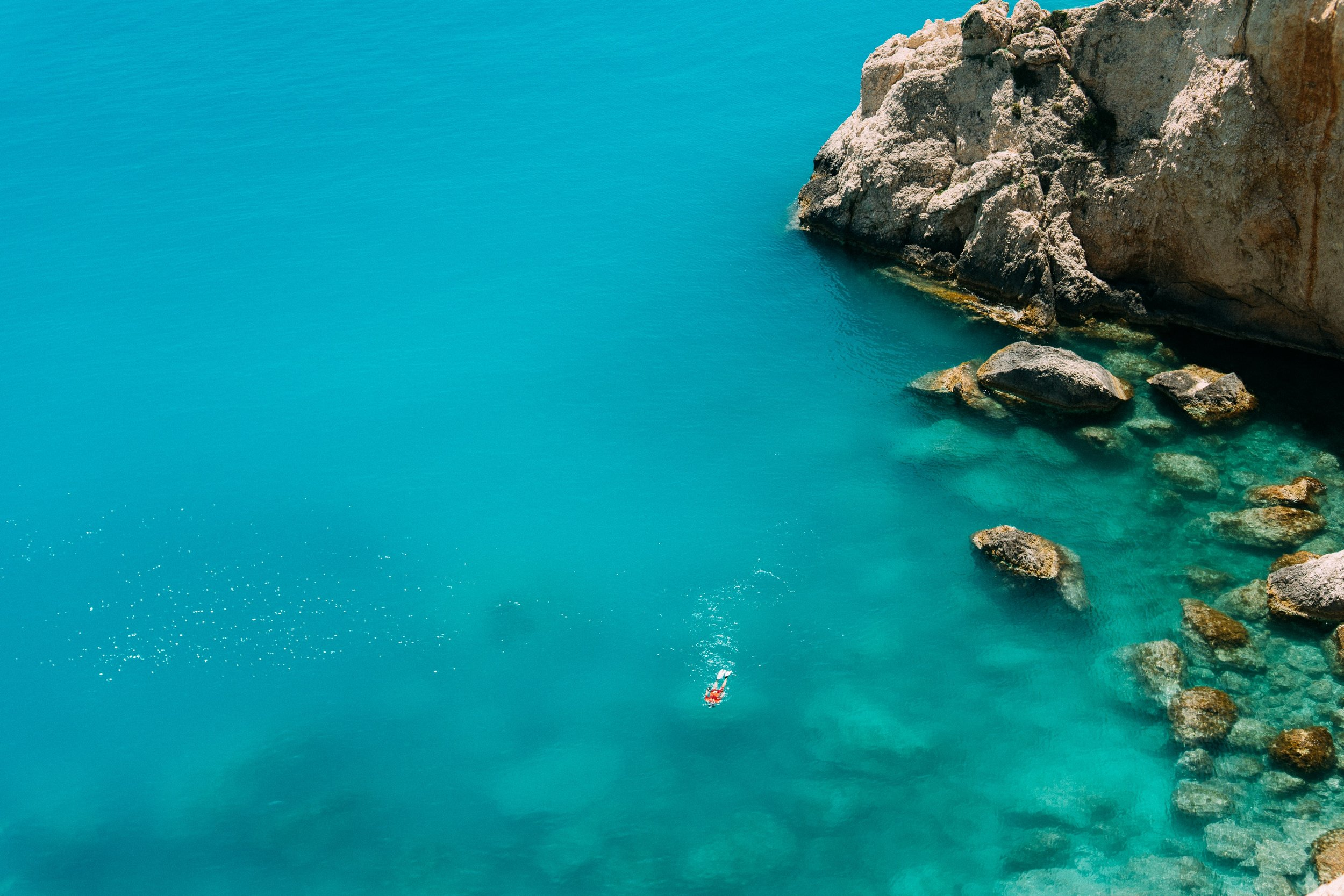 The Aegean Sea, Greek Islands