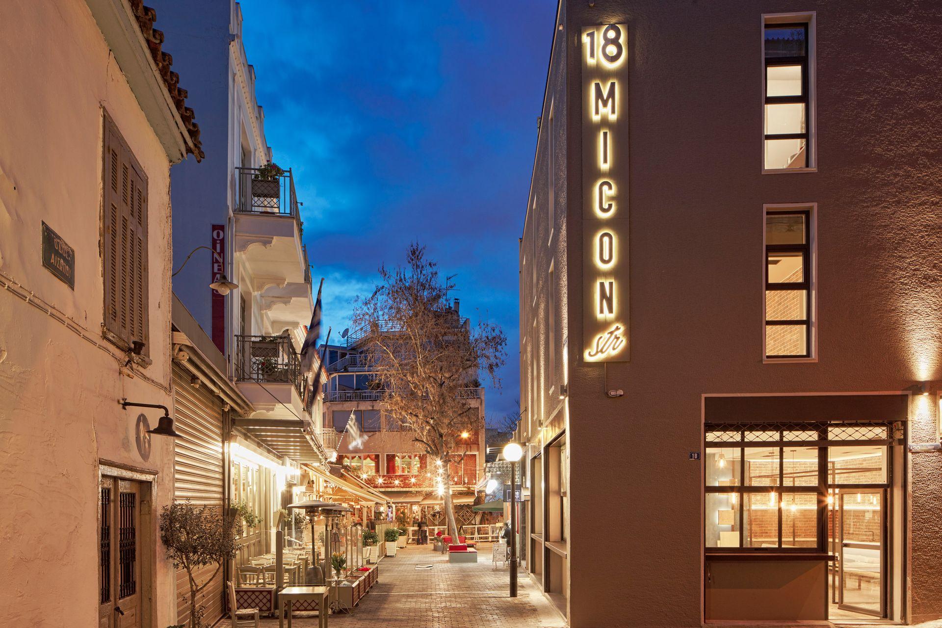 18 Micon Street Hotel, Athens, Greece