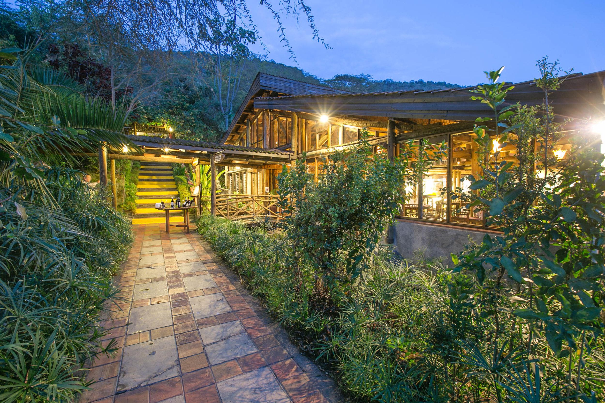 Day 4 - Depart to Sarova Lion Hill Game Lodge, Lake Nakuru National Park