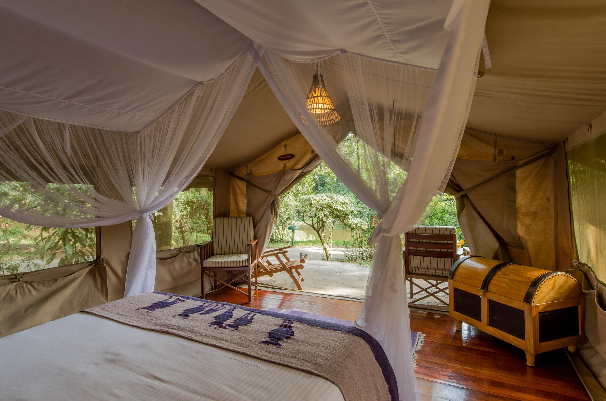 Day 5 - Depart to Sarova Mara Game Camp, Masai Mara National Reserve