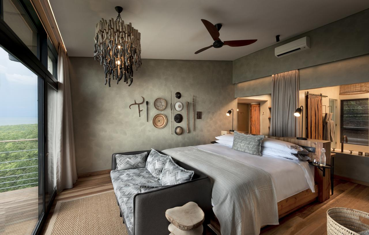 Room at Bumi Hills
