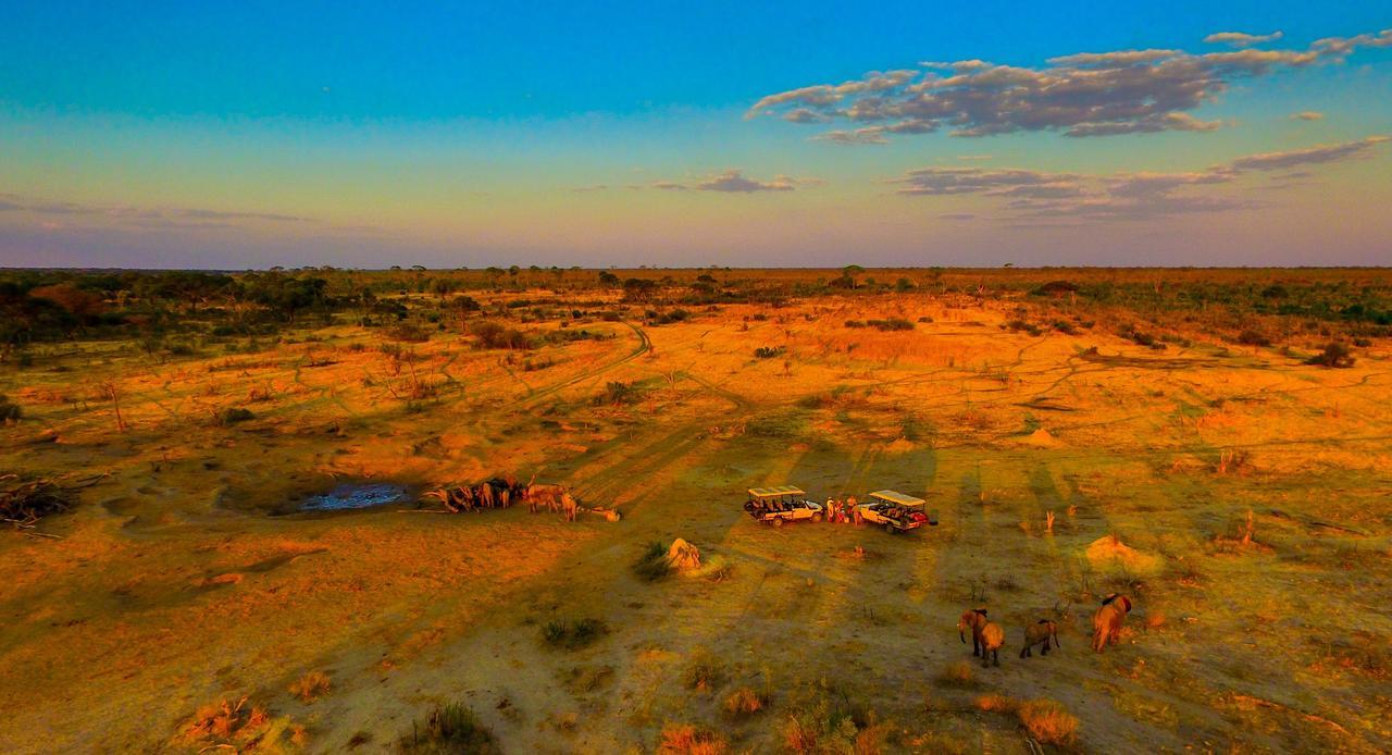 Somalisa Camp, Hwange National Park