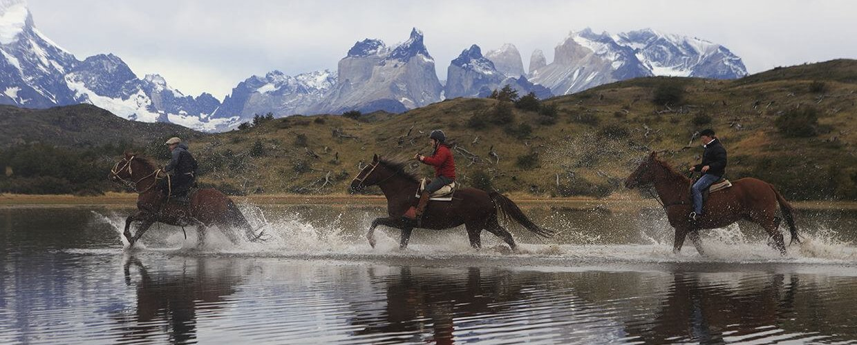 Excursions with explora Patagonia, Torres del Paine, Chile