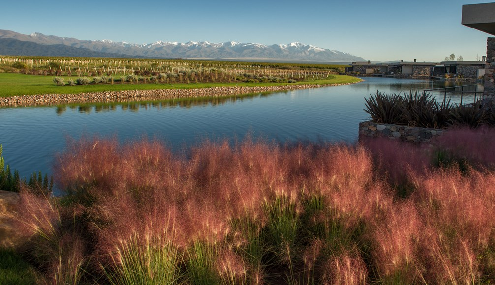 Views from The Vines Resort & Spa in Uco Valley, Argentina