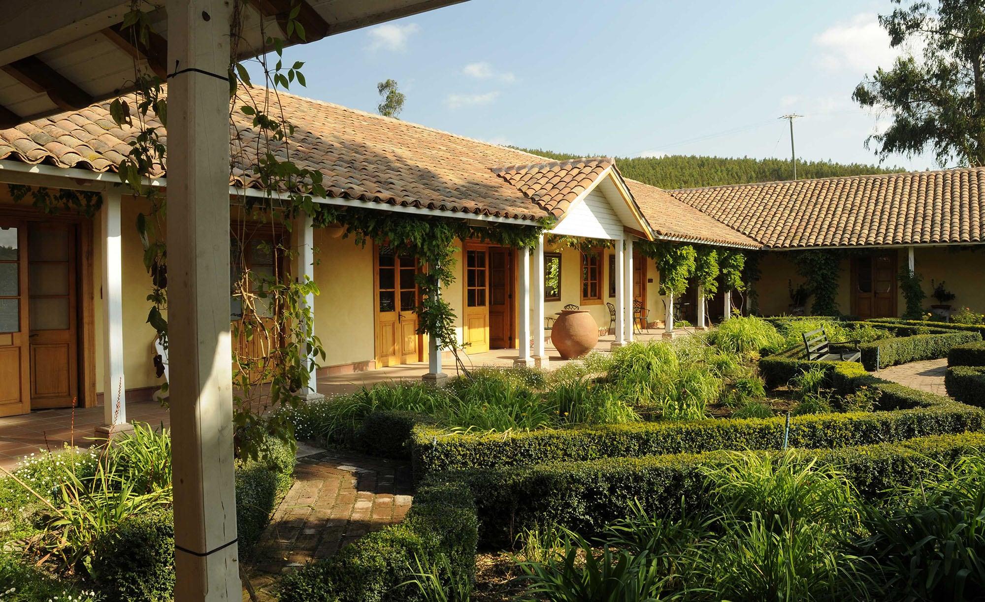 La Casona at Matetic Vineyard, Casablanca Valley, Chile