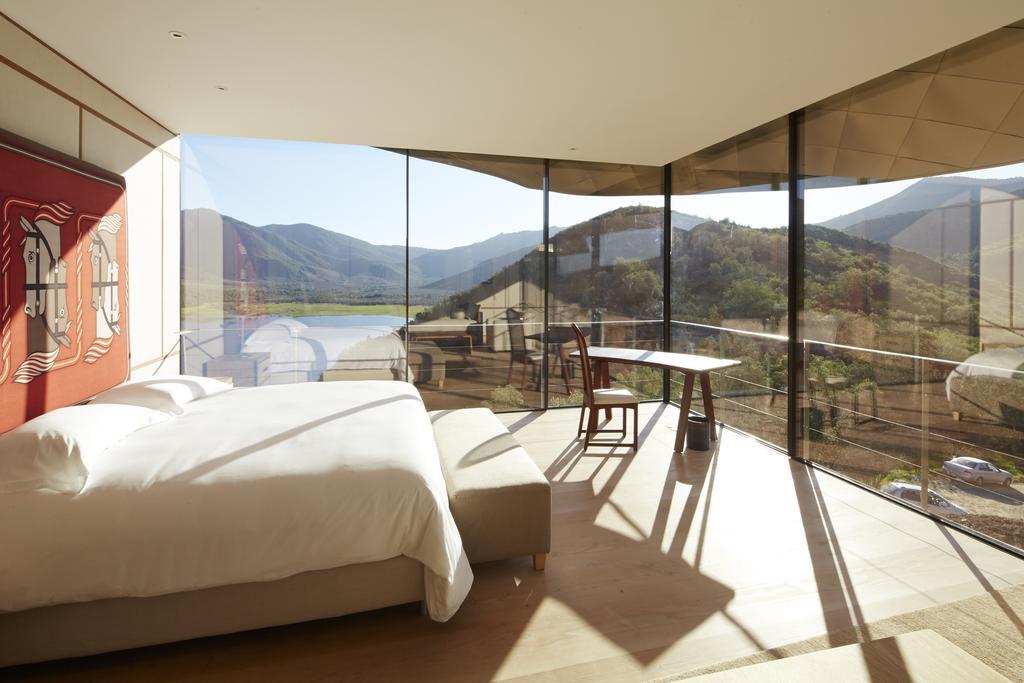 Room at VIK Chile