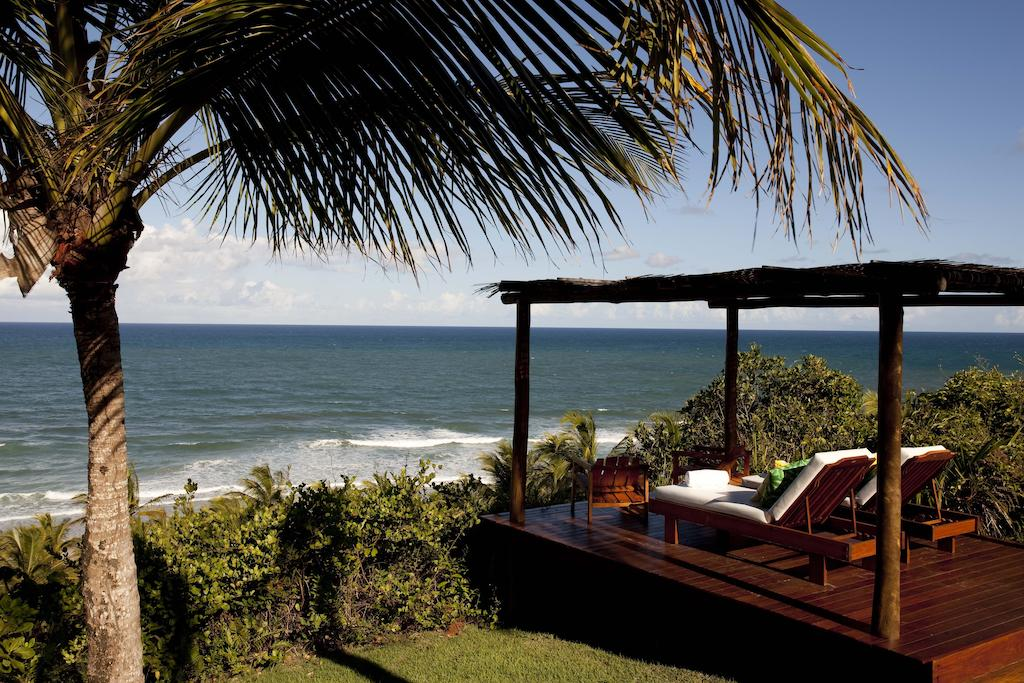 Sun Deck at Txai Itacare Resort, Brazil