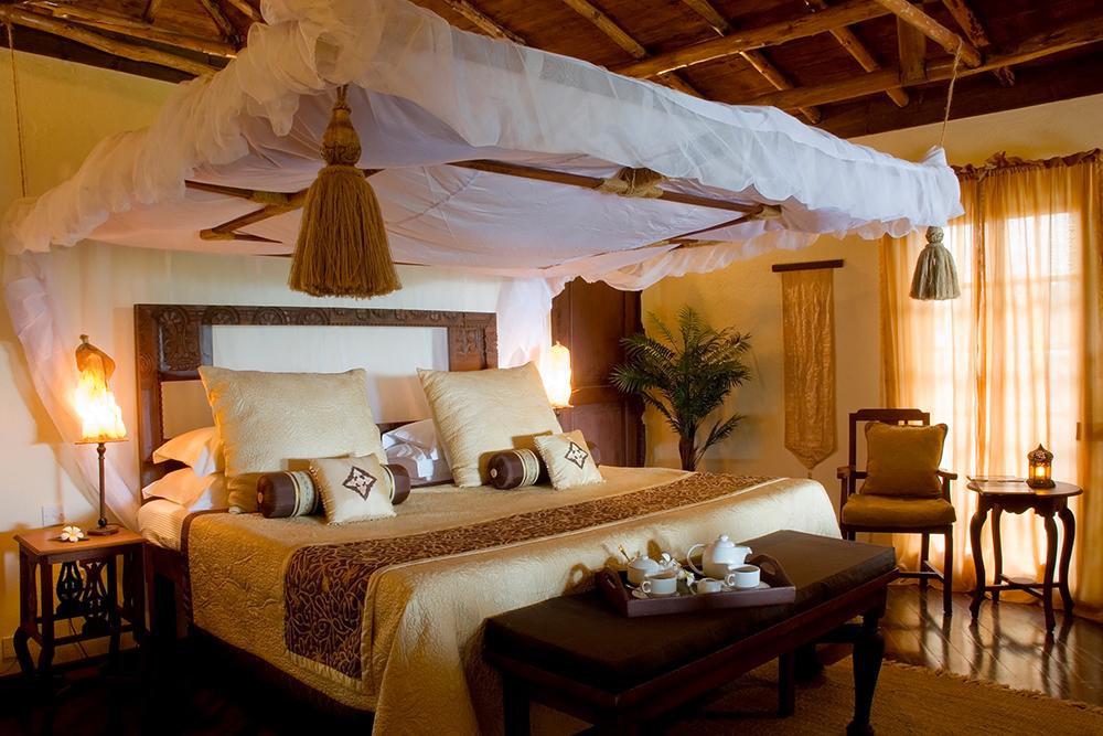 Room at The Palms Hotel in Zanzibar