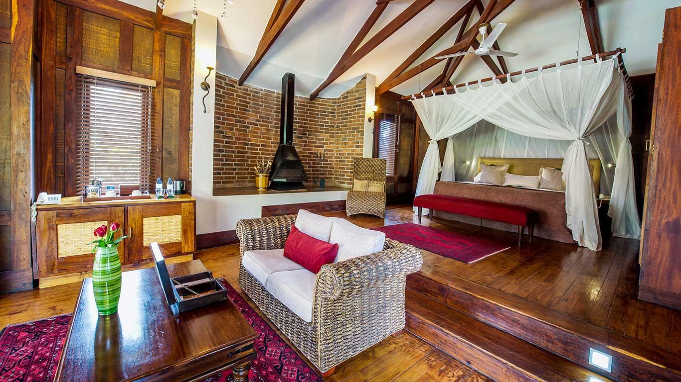 Accommodations at Arusha Coffee Lodge, Arusha, Tanzania