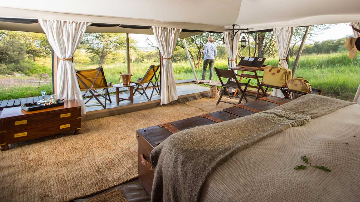 Day 6 - Serengeti Pioneer Camp/Serengeti Migration Camp, Serengeti National Park, Tanzania