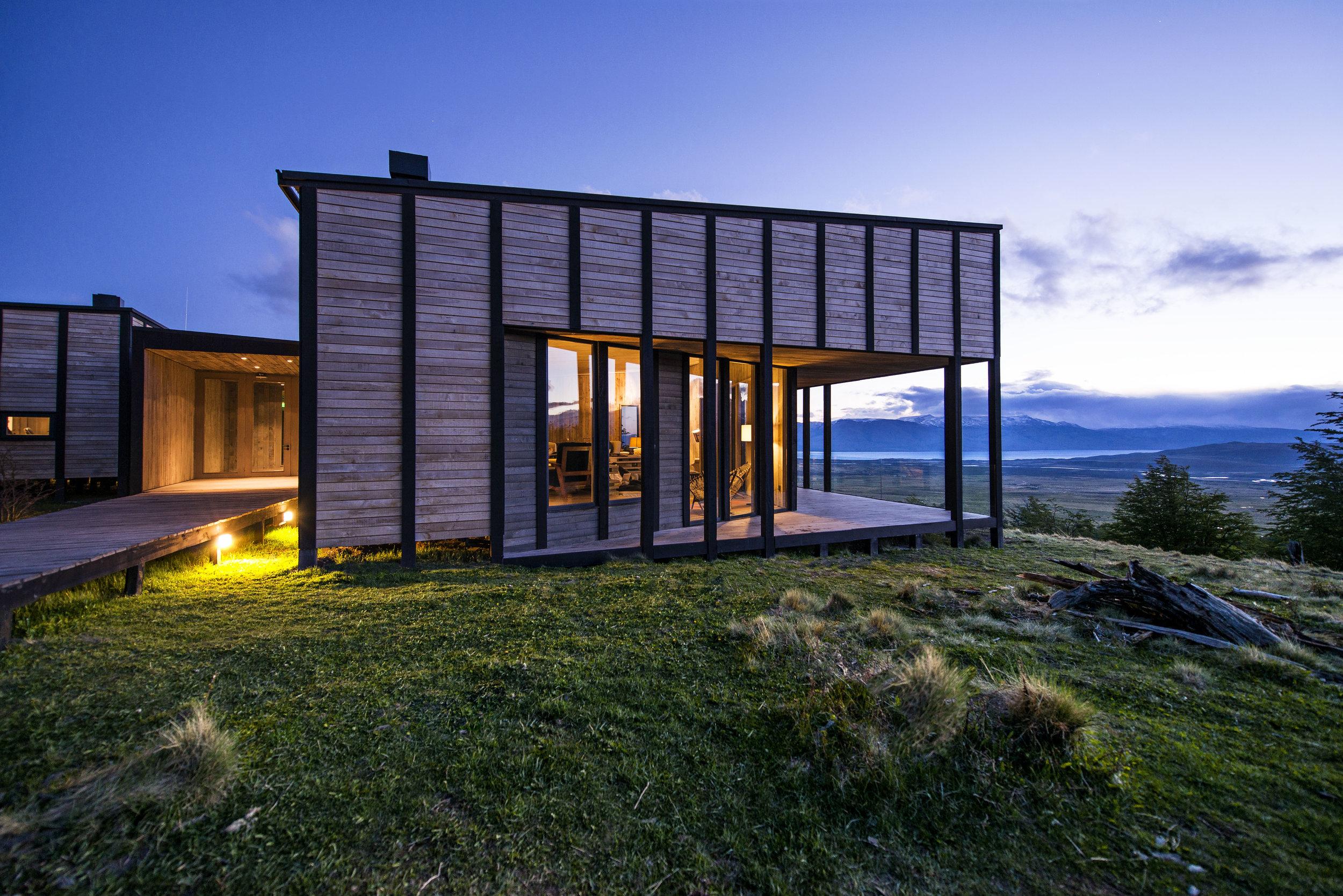 Villas at Awasi Patagonia, Chile