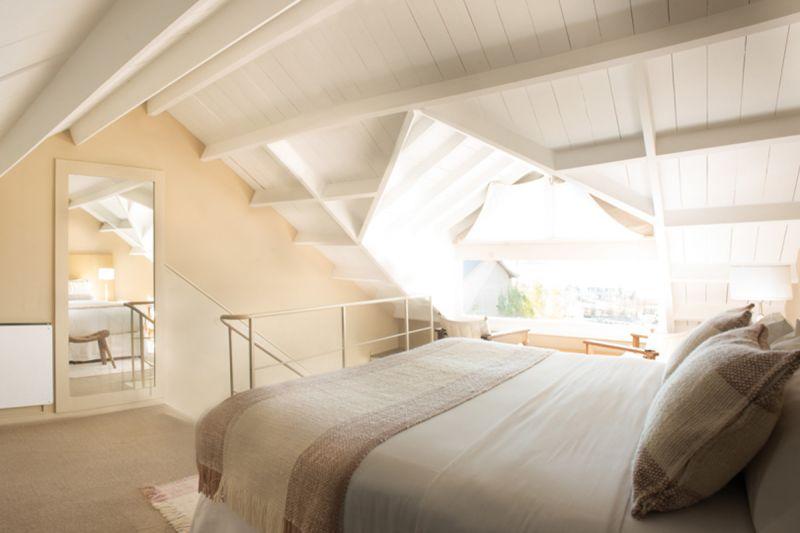 Room at Los Ponchos, El Calafate