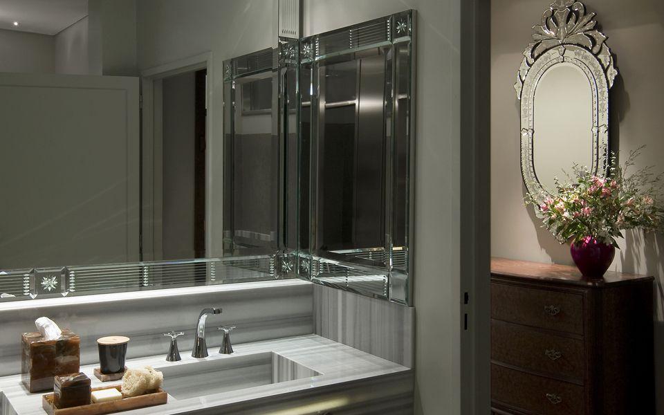 Bathroom at Hub Porteno