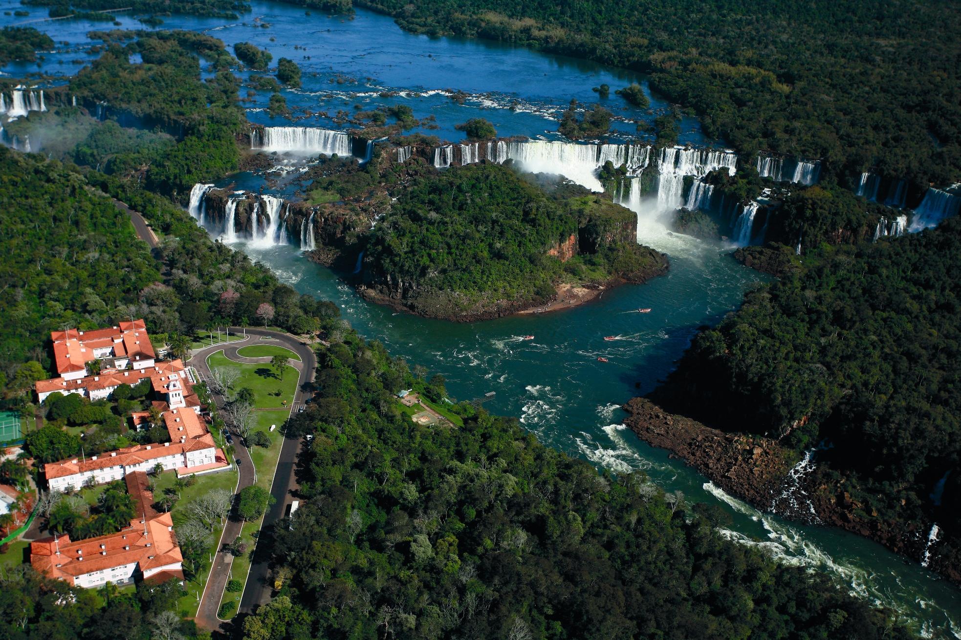 Belmond Das Cataratas, Iguassu Falls