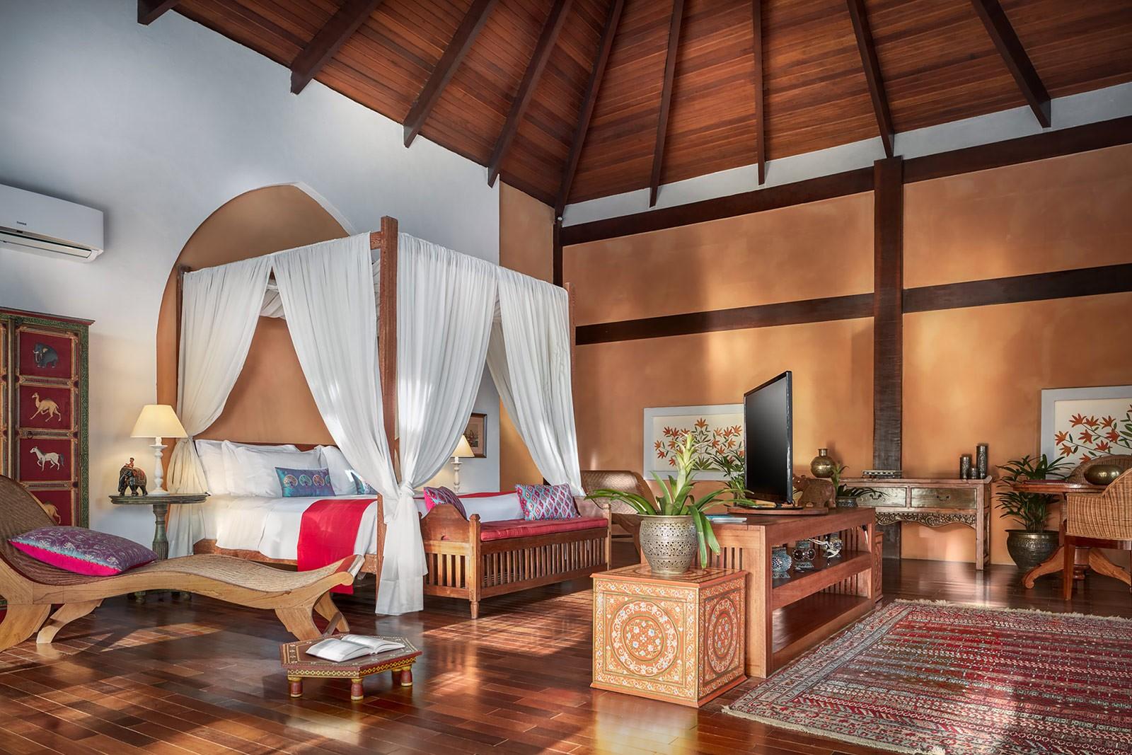 Villa at Zorah Beach Hotel in Guajiru Beach