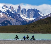 Excursion with eco Camp Patagonia, Chile