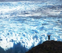 Excursions with eco Camp Patagonia, Chile