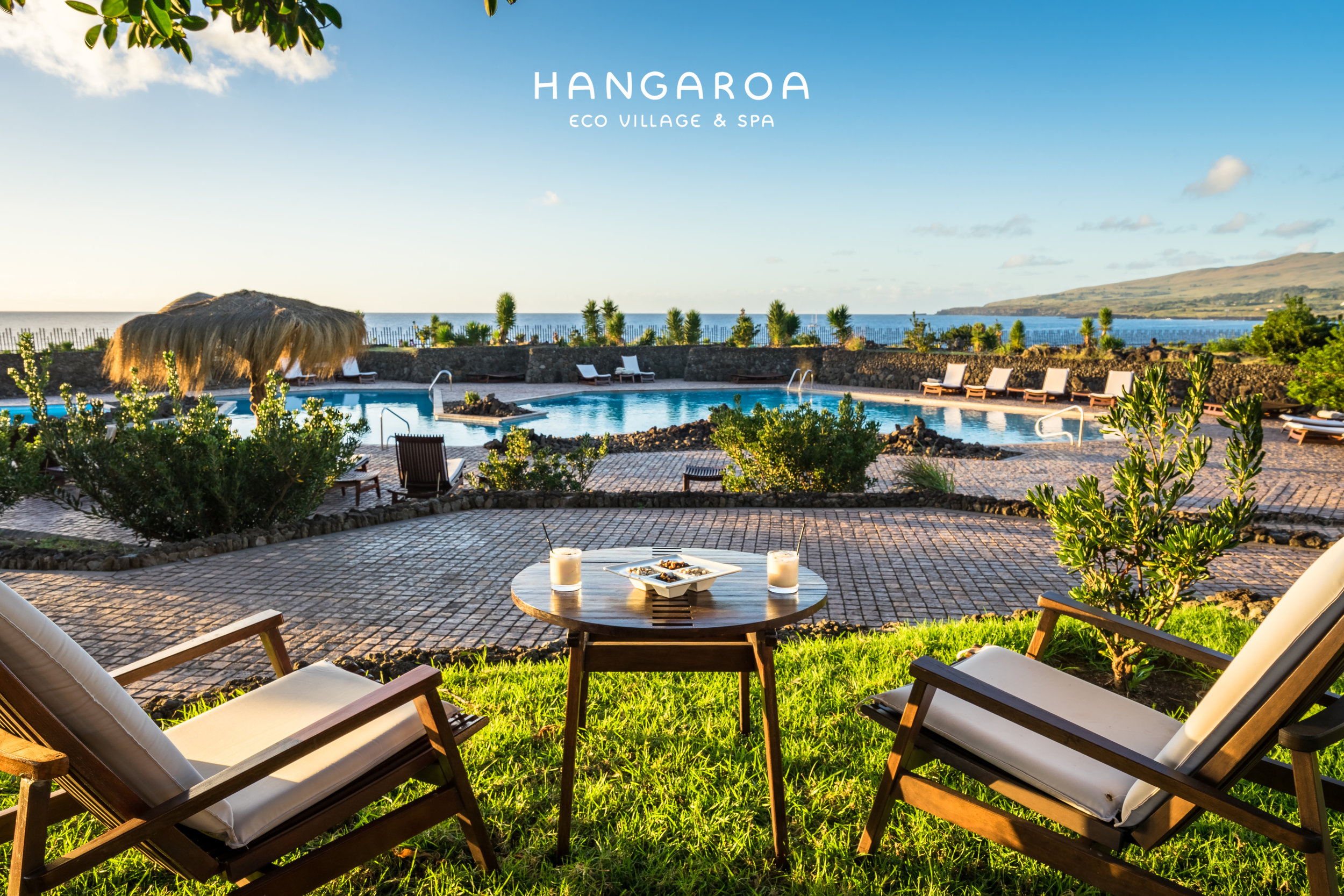 Pool at Hanga Roa Eco Village & Spa, Easter Island