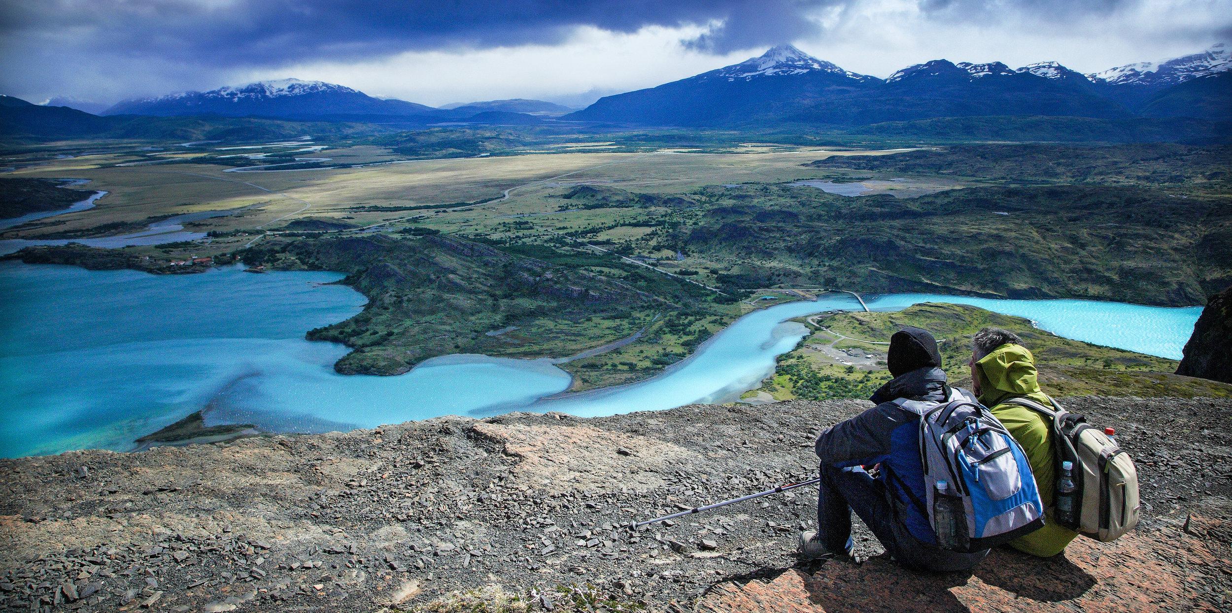 Trekking excursions with Hotel Las Torres, Patagonia