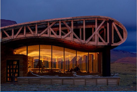 Hotel Tierra Patagonia, Chile