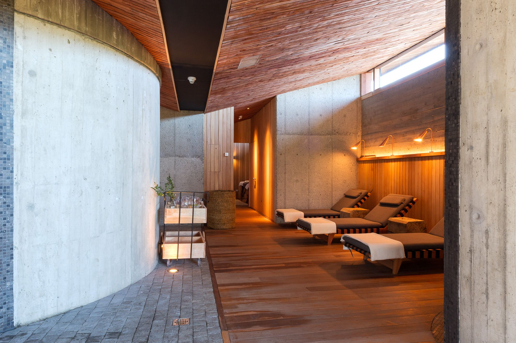 Spa at Hotel Tierra Chiloe