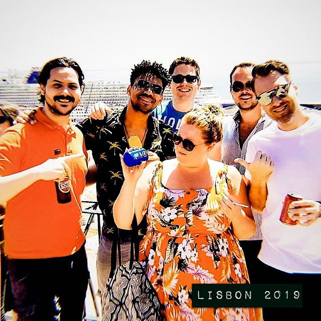 Lisbon Vol. I  Was lucky enough to visit Portugal's capital with @pandocruises between performances on The Ventura!  A lovely tour guide by the name of Anna took us around and shared the sights and history of the city with us.  @beckyadeletrib @curtisleescott @ribsy87 @petercumins @alexturneymusic  @howlinentertainment  #travel #sunshine #lisbon #portugal #cruise #iphonex #iphonephotography #travelphotography #citybreak