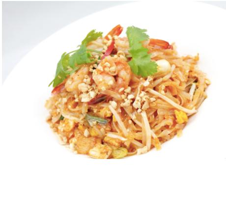 Pad Thai (Kuay Tiaw Pad Thai) (Serves 2)