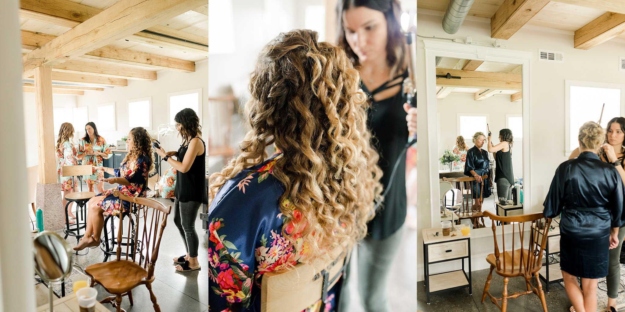 1. Hair & Makeup Running Late -