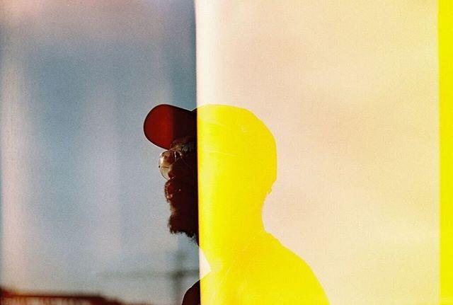 We plot on rooftops and move in silence ✍🏽 📷 @Treykarson // Expired Kodak Gold 200