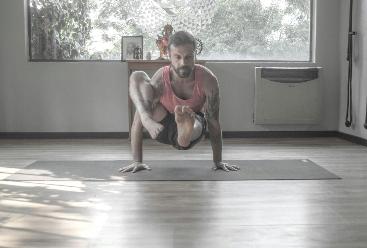 Sebastián Sepulveda fundador Rigpa Yoga Chile