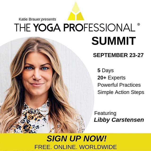 Better than bulletproof coffee it's a shot to learn from world class teachers and leaders.   It's day 1 of 5 and it's your FREE Yoga + Leadership SUMMIT  20+ World Class Speakers, 5 Days, ONLINE. WORLDWIDE. FREE   Sign up at linkinbio and tune in starting today thru Sept 27  JOIN ME on Day 2 as I share how loss can be the transformational catalyst you didn't know you needed to catapult your life into one worth living!It's legit #whatsthebestthatcouldhappen  Get ready to be steeped in wisdom, learn rituals, and best practices from the best of the best. 