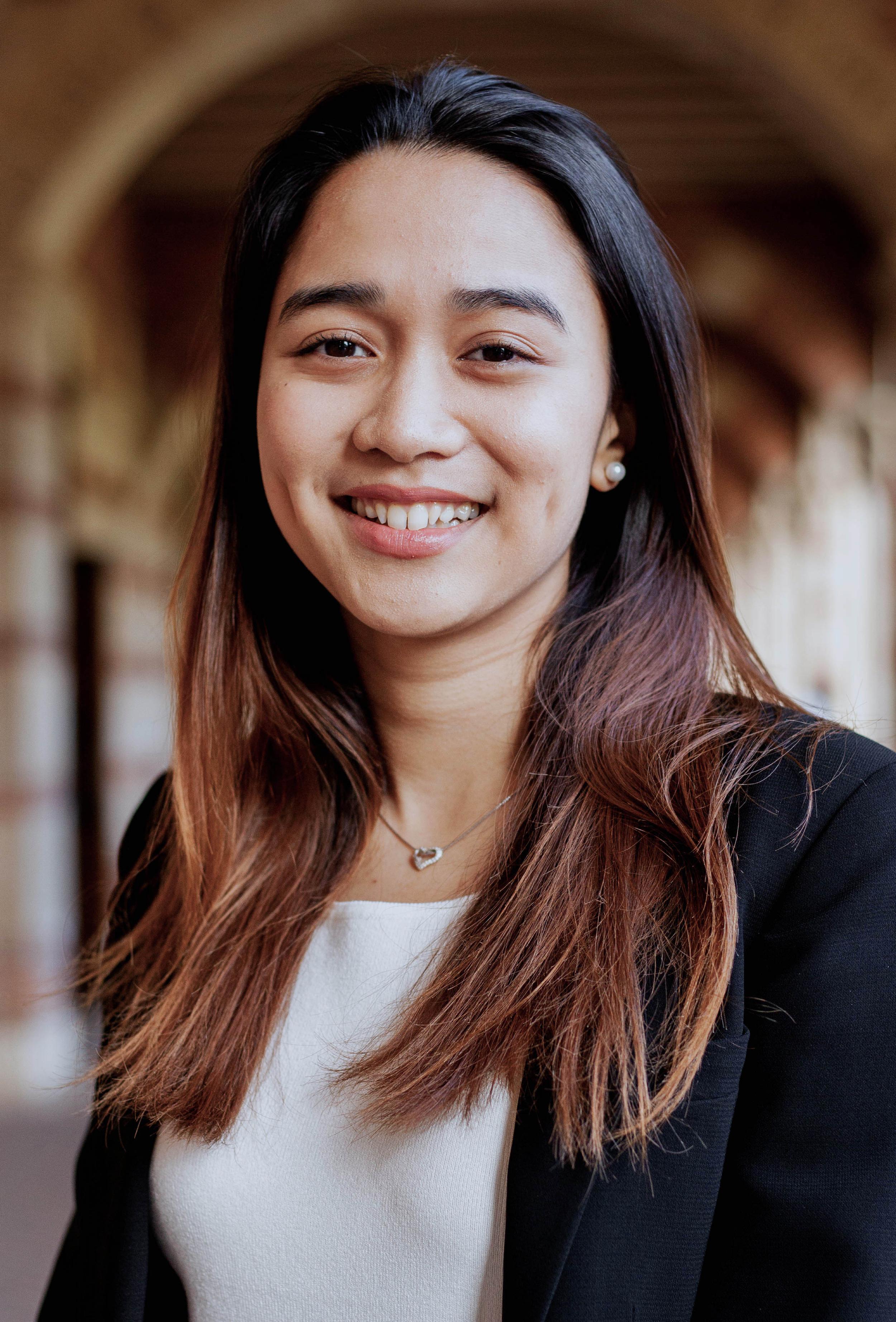 Graduation Year:  2021  Hometown:  Bangkok, Thailand  Career Interest:  Investment Banking  Hobbies:  Skiing, Kpop, Corgis