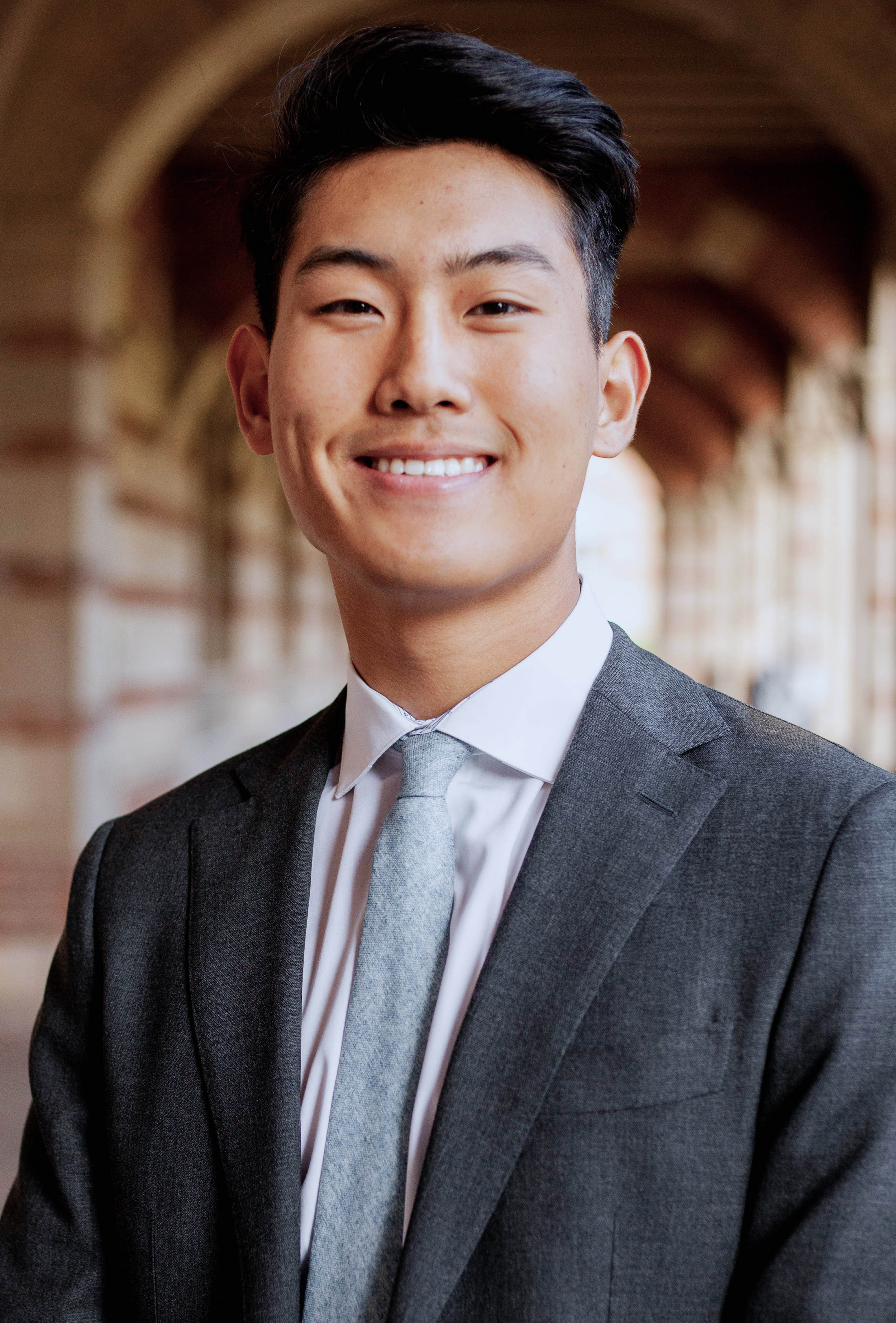 Graduation Year:  2019  Hometown:  Chino Hills, CA  Career Interest:  Tech Strategy  Hobbies:  Golf, LA Sports, Reading