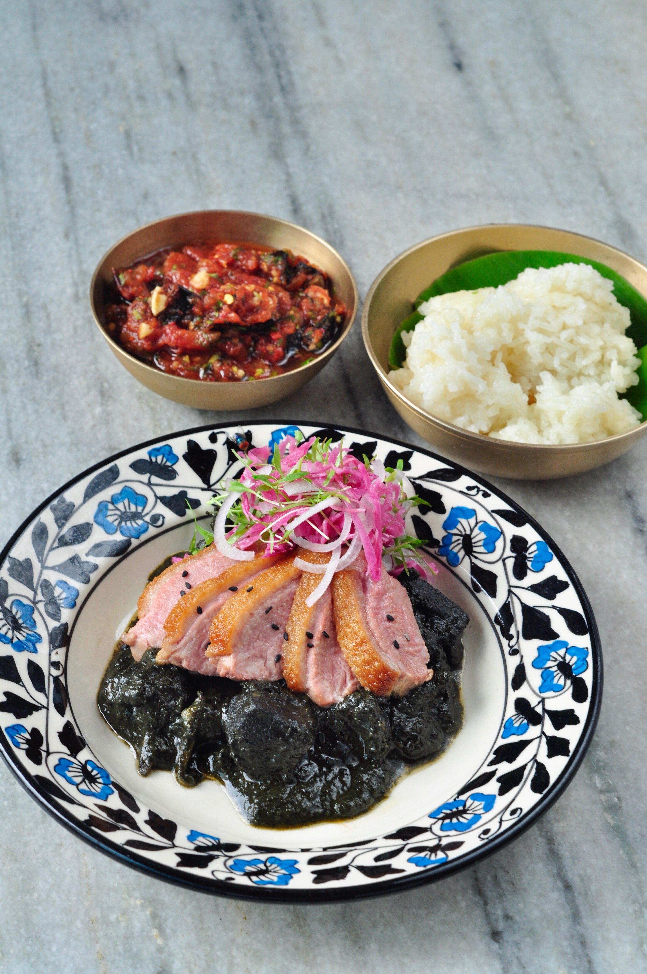 Meghalayan Black Sesame Duck_The Bombay Canteen_By Heena Punwani.JPG