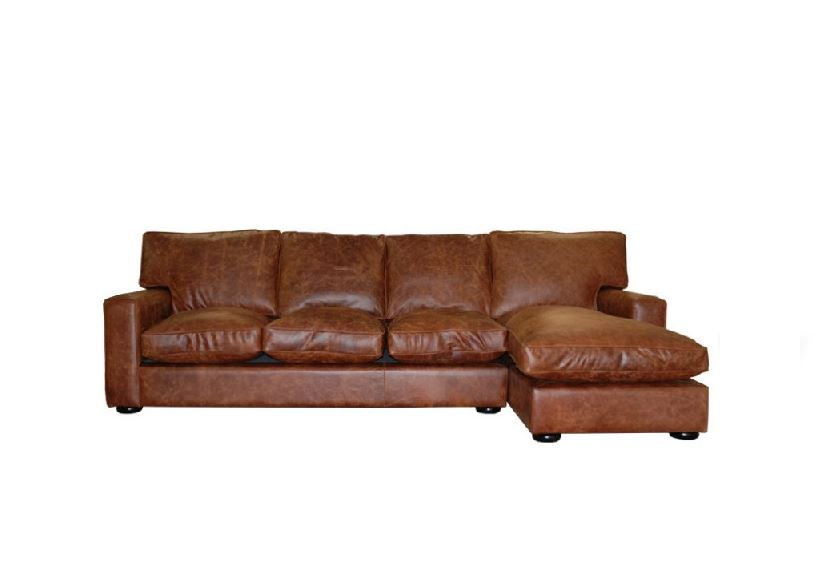 Leather Corner Couch Units Grand