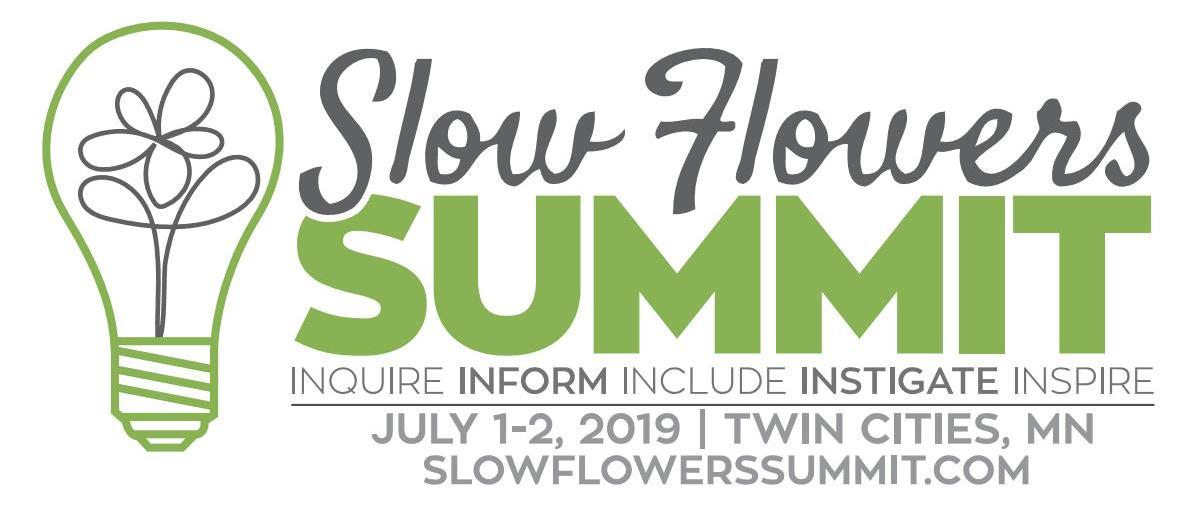 2019 Slow Flowers Summit - Join Amanda Maurmann and other flower market revolutionaries at Paikka Event Space in the Twin Cities to discuss the in's and out's of starting local flower markets. -