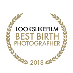 LOOKSLIKEFILM - BEST BIRTH PHOTOGRAPHER 2018