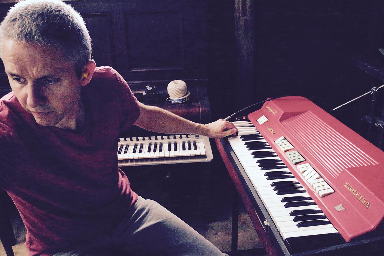Matt Hill on keys