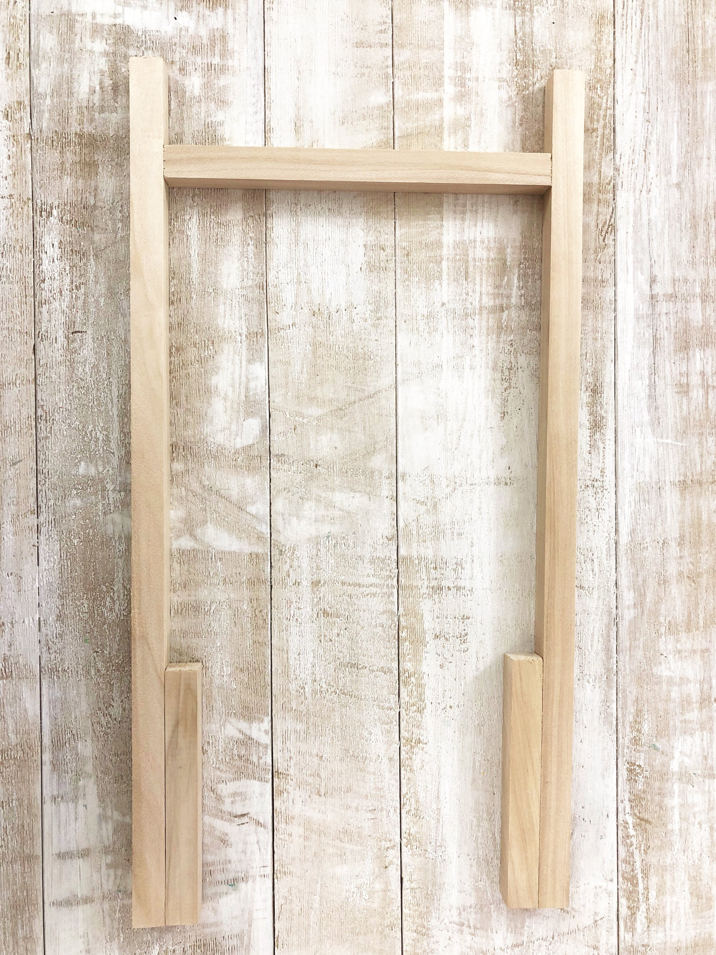 Easy DIY Mid-Century Plant Stand  #wood #woodprojects #midcentury #plantstand #houseplants #plants #greenthumb #urbanliving #apartmentliving #easy #easydiy #scrapwood #krazyglue #crazyglue #fastdryingglue #woodglue #squaredowels #gotwood #homedecor #diyhomedecor #indooorgarden #plantdads #woodcraft #miterbox #saw #quickcraft #craftylumberjacks #midcenturymodern #midcenturyhomedecor