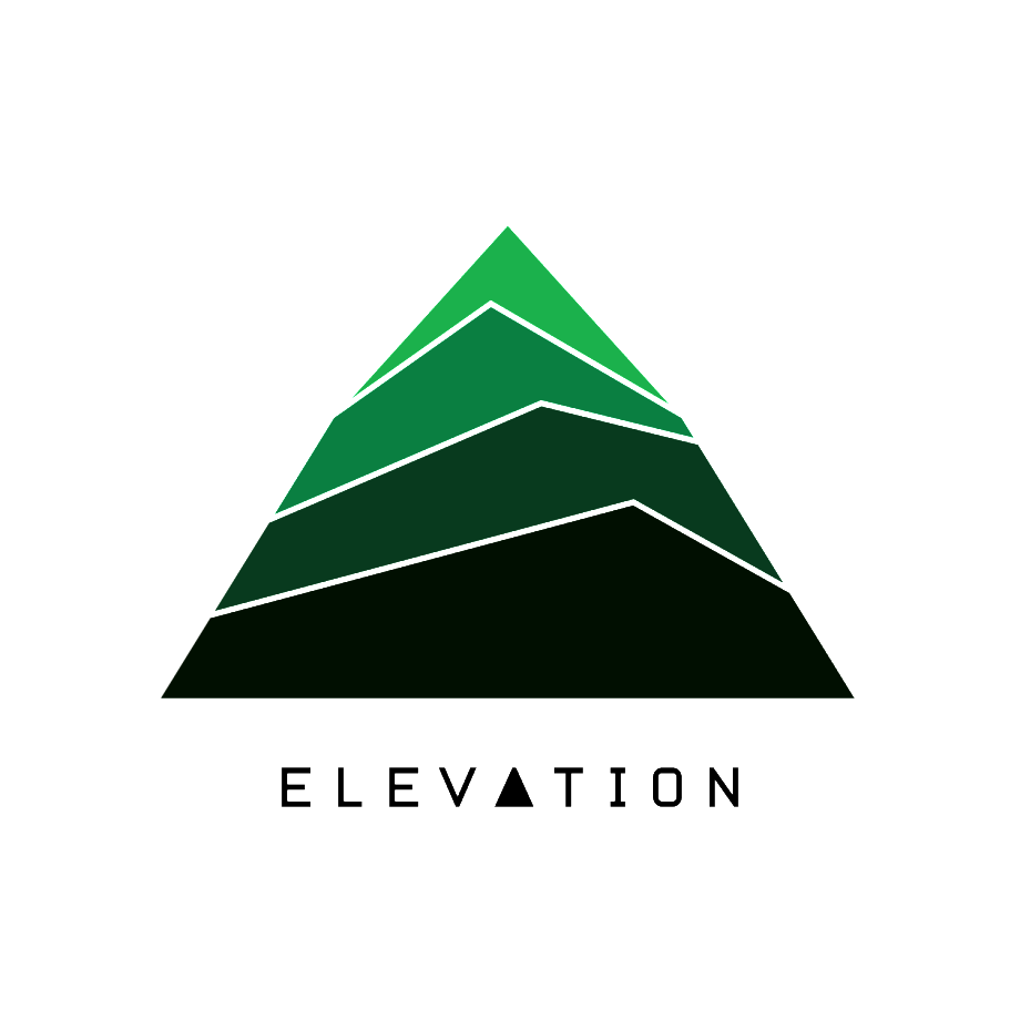 Elevation Rock Gym Logo
