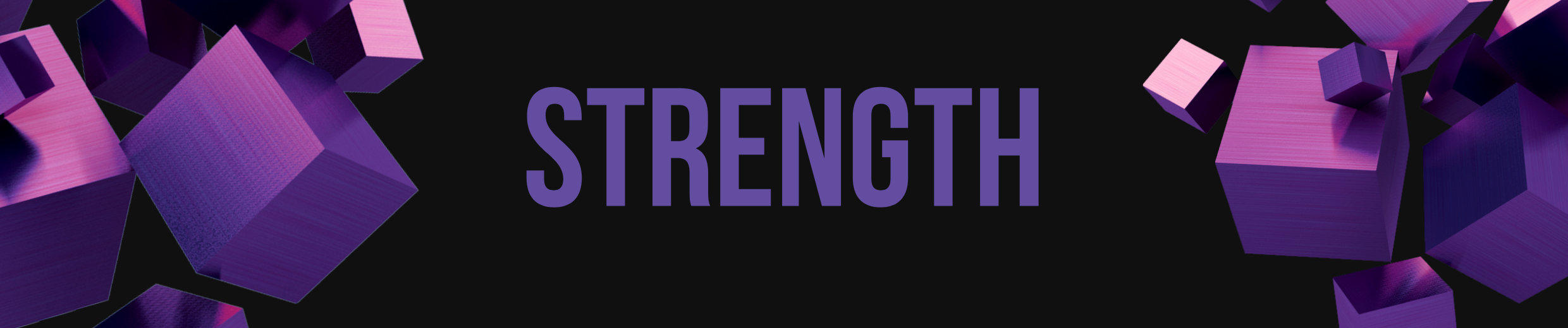 Strength Drills Banner