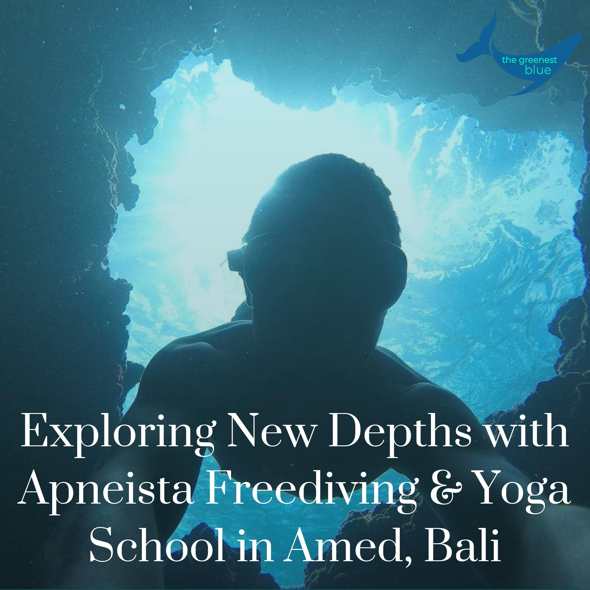 Freediving Apneista