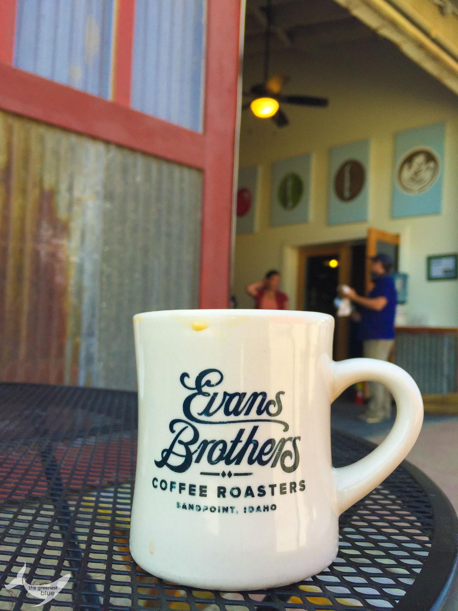 Evans Brothers Coffee Idaho