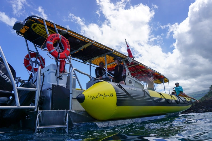 Maui Snorkel Charters - One of the best snorkel operators in Maui County!